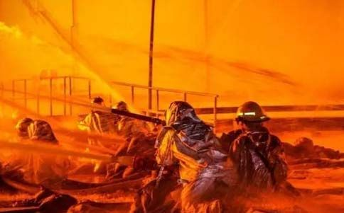 華美消防安全知識培訓
