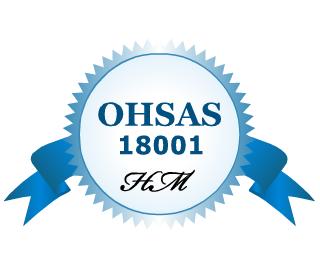 OHSAS18001/ISO 45001:2018職業健康與安全管理體系認證